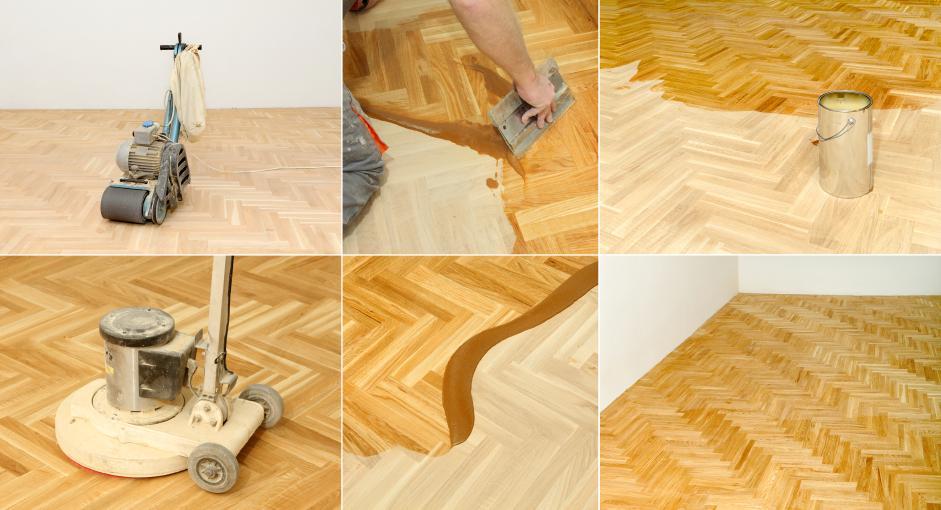 Holzfußboden Pflege ~ Bodenbeläge maler guttenberger